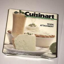 Cuisinart Food Processor DLC-8 Whisk Attachment DLC-855  PART 4110