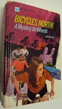 Bicycles North! A Mystery On Wheels / Rita Ritchie - Whitman 1571, 1973