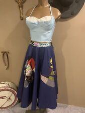 Fabulous 1950's Swing Skirt