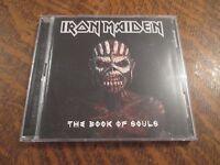 album 2 cd IRON MAIDEN the book of souls