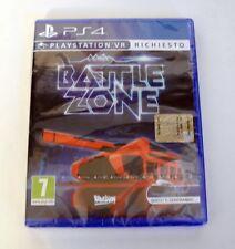 Battlezone VR (PS4) - ITA - NUOVO