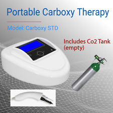 Table-Top Carboxitherapy with Warm CO2 gas Carboxytherapy  Carbotech  Carboxy
