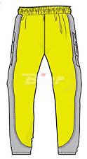 Pantalon moto impermeable 50/3XL AMARILLO FLUOR