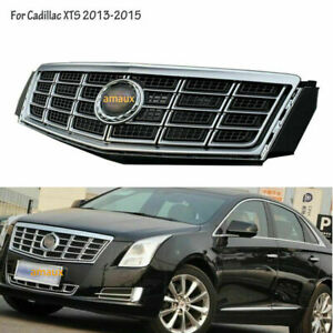For Cadillac XTS 2013 2014 2015 Front Upper Grille Bumper Radiator Vent Grill