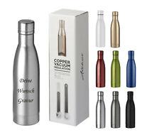 Schmalz® Thermosflasche VASA mit Gravur 500 ml vakuumisolierte Trinkflasche