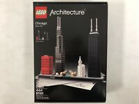 LEGO Architecture Chicago 21033 - Brand New Sealed