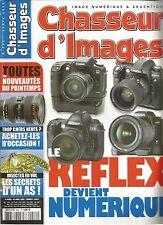 CHASSEUR D'IMAGES N°242 L'AFFUT AUTOMOBILE/CHEVAL/PHOTOGRAPHIE VOYAGE ORGANISE