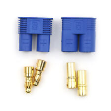 1Set EC3 Banana Plug Male Female Bullet Connector RC ESC Battery Motor H&P