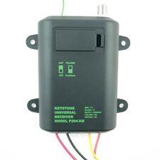 Heddolf Keystone P294-1KB 12/24V Gate Radio Receiver 318MHz 9 code switch + 0 -
