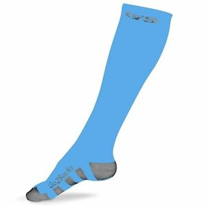 Go2 Compression Socks 20-30 mmHG Graduated Mens or Womens S-XL High Compression