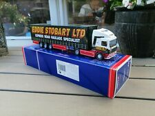 Corgi 1/50 Scale Model Truck CC13401 - MAN TGA Curtainside - Eddie Stobart N MIB