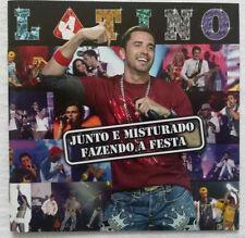 CD LATINO MUSIC Sampler Compilation Junto e Misturado..Daddy Kall Brasil Import