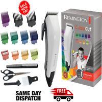 Remington HC5035 Mens nonRechargeable Hair Clipper Kit Cord/Cordless Trimmer Set