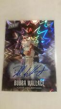2018 Panini Fathers Day Autographed Bubba Wallace Rookie