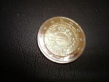 Deutschland 2 Euro Sondermünzen-Set  2012  10.Jahre Euro  Präge A-J     LESEN