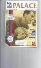 Away Teams S-Z Wolverhampton Wanderers Championship Football Programmes