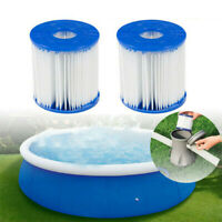 12X Filter Cartridge For Bestway Above Ground Swimming Pool 800GPH Filter Pump