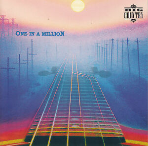 Big Country - One In A Million CD Pop Rock