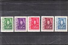 HUNGARY 1935 RAKOCZI SET VLHM  VF 40 euro