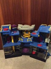 Imaginext Batman Fold-away Batcave And Accessories