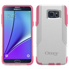 OtterBox COMMUTER SERIES Case for Samsung Galaxy NOTE 5 - Retail - Pink/White