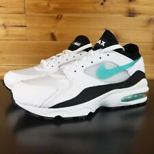 2569264ab983 Nike Air Max 93 OG Dusty Cactus 2018 Retro White Black 306551-107