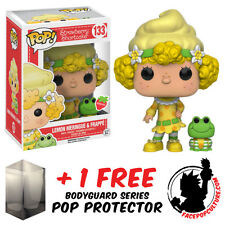 FUNKO POP STRAWBERRY SHORTCAKE LEMON MERINGUE & FRAPPE + FREE POP PROTECTOR