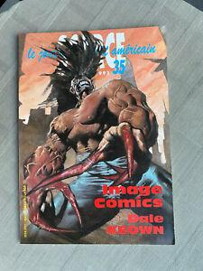 SCARCE N°35 DALE KEOWN IMAGE COMICS 1993 EN TRÈS BON ÉTAT