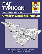 Haynes Owners' Workshop Manual - RAF Typhoon