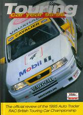 Touring Car Year Annual 1994-95 Review of 1994 Championship Tarquini Kaye Alfa +