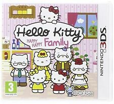 Bigben Interactive 3ds Hello Kitty Happy Family