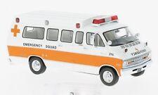 Dodge Horton Ambulance 1973 - 1:43  Neo 46941  >>SALE<<