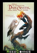JIM HENSON THE POWER OF DARK CRYSTAL VOLUME 2 HARDCOVER Hardback Collects #5-8