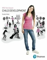 BTEC LEVEL 1LEVEL 2 TECH AWARD CHILD DEVELOPMENT STUDENT BOOK - MARSHALL-GOWEN H