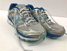 New Balance 860v5 Stability Women Silver Blue Running Shoes W860SB5 Size US 6.5D