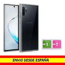 Funda Movil Samsung Galaxy Note 10 / Note 10 Plus / 10 Lite Transparente Gel