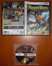 Prince of Persia: Las Arenas del Tiempo [PC DVD-ROM caja fina] Ubisoft,Code Game