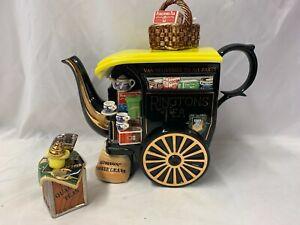 Ringtons Paul Cardew Tea Merchant Teapot Ltd Edition 3515/7500