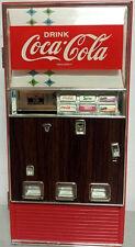 1996 Coca Cola Vending Machine Musical Coin Bank