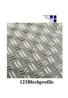 2 Stück Aluminium Riffelblech 3,5/5 Tafeln 1000x2000mm (Preis/m²54,99EUR)