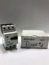 Siemens Leistungsschalter 3RV1011-1DA10 NEU OVP