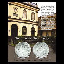 Peru 2013 - Coins - Las Moñonas Architecture - Sc 1825 MNH