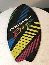 Morey Boogie Vintage Wood Skim board Multicolor Beach Surf Skimboard Wooden