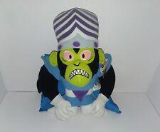 "Nwt The Powerpuff Girls Plush 12"" Mojo Jojo Monkey Evil Nanco"