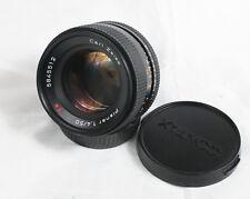 Contax Carl Zeiss Planar 50mm f/1.4 T* MMJ Lens Contax Yashica C/Y