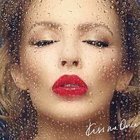 KYLIE MINOGUE - KISS ME ONCE: CD & DVD ALBUM SET (March 17th 2014)
