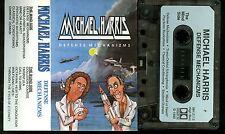 Michael Harris Defense Mechanizms USA Cassette Tape Mechanisms