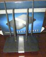 2dBi 6dBi 7dBi Dual Band Antenna Mod Kit Linksys E3000 E4200 4 Antenna V1 AND V2