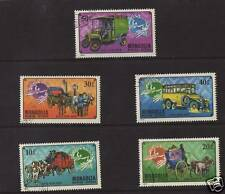 MONGOLIA 1974 UMM SET/PART SET  UPU 1874-1974