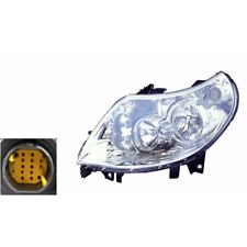 For Fiat Ducato Mk4 2006-5/2011 Headlight Headlamp Lamp Uk Passenger Side N/S